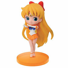 Banpresto Sailor Moon Q Posket Petit Volume 2 Sailor Venus Figure NEW Toys