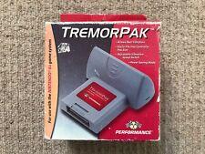 Rendimiento Rumble Pak/Jolt Pack en Caja con instrucciones-Nintendo 64