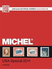Michel USA-Spezial-Katalog 2014 NEU in Farbe