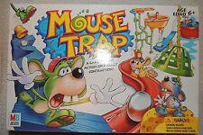 MOUSE TRAP BOARD GAME 2005 MILTON BRADLEY 100% COMPLETE EXCELLENT CONDITION