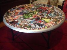Marvel Comic Coffee Table