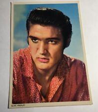 Elvis Vintage Postcard - Love Me Tender Shot