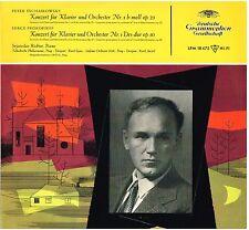Tchaikovsky; Prokofiev: Concerto N.1 / Richter, Arcel, Seina - LP Dgg LPM18 670
