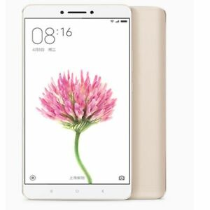 Android Xiaomi Mi Max Dual SIM 16GB 32GB 64GB 128GB ROM 4G LTE Mobile phone