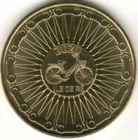 Monnaie de Paris - BOIS-PLAGE EN RE - ILE DE RE - BICYCLETTE 2020