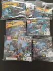 8 Batman The Movie and Batman DC Legos see details