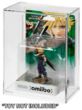 Nintendo Amiibo Carded Figure Acrylic Display Case