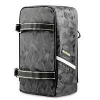 Waterproof Bike Bag Portable Bicycle Rear Rack Bag Seat Trunk Backpack Case Pann