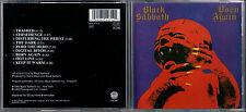CD BLACK SABBATH BORN AGAIN 1983 VERTIGO 1° STAMPA