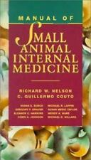 Manual of Small Animal Internal Medicine-ExLibrary