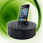 Stem Time Command App-Enhanced Audio Alarm Dock Speaker for iPod, iPhone, iPad