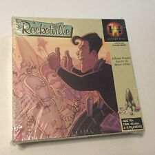 Rocketville Board Game NEW Avalon Hill Somthing Different for Game Night