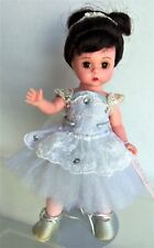 Madame Alexander MADC BALLERINA in Blue LE 600, w/ Stand,no box