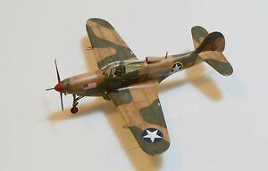 PRO-BUILT P-400 Airacobra / Eduard / 1:48 scale