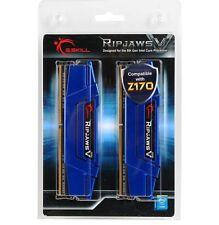 G.SKILL Ripjaws V Series 16GB (2 x 8GB) SDRAM DDR4 2666 PC4-21300 for desktop