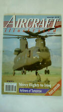Aircraft Illustrated Magazine August 1991