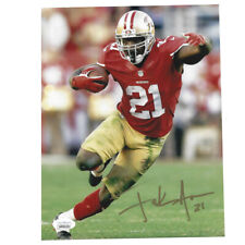 NFL San Francisco 49ers Frank Gore #21 8x10 Autograph Signed Photograph Picture