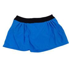 """Lucy Tech Women's 14"""" tennis skort Large Blue"""