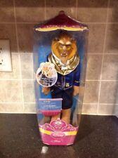 "Disney Store Disney Princess Collection BEAST Doll 13"" NEW NIB HTF"