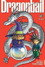 Dragon Ball (3-in-1 Edition), Vol. 3: Includes vols. 7, 8 & 9 New Paperback Book