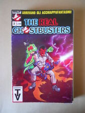 THE REAL GOSTBUSTERS #2 1992 Max Bunker Comics Press  [G111C]