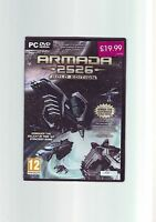 ARMADA 2526 GOLD EDITION - WITH SUPERNOVA EXPANSION - PC GAME - FAST POST - VGC