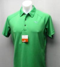 New Mens PUMA Golf Small short sleeve polyester golf polo shirt Island green