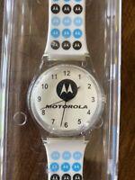 Vintage Wrist Watch Motorola New Unopened Collector's Item