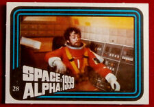 SPACE / ALPHA 1999 - MONTY GUM - Card #28 - Netherlands 1978