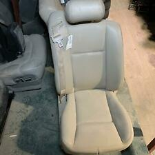 2006 Cadillac Cts Front Passenger Right Power Leather Bucket Seat Opt Aq9 Fits Cts V