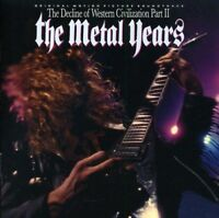 Various Artists - Decline of Western Civilization: Metal Years / Various [New CD