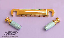 CORDIER GOTOH GE101Z Zmac STOP TAILPIECE style Gibson Metric GOLD Finish BG34G