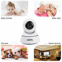 1080P HD Pan/Tilt Security CCTV Camera Baby/Pet WiFi IP Webcam IR Night Vision