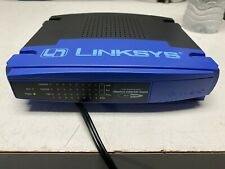Linksys EtherFast Cable / DSL Router 8 Port BEFSR81 Ver. 2