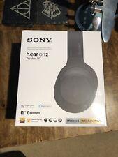 New ListingSony Whh900Nb Over-Ear Bluetooth Wireless Headphones - Black