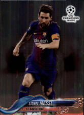 2018 Topps Chrome UEFA Champions League Soccer Base Singles (Pick Your Cards)
