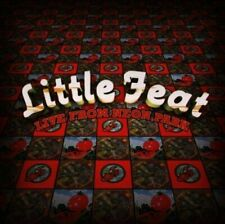 Little Feat Live from Neon Park (1996)  [2 CD]