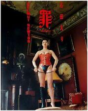 Helmut Newton Immorale Eri Ishida TSUMI bondage JAPAN 1993 Photo Photograph