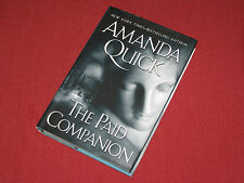 The Paid Companion - by Amanda Quick - Hardcover - Like New