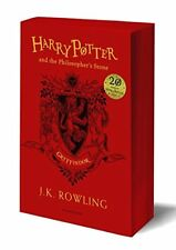Harry Potter and the Philosopher's Stone - Gryffindor Edition by J. K. Rowling (Paperback, 2017) by J.K. Rowling,