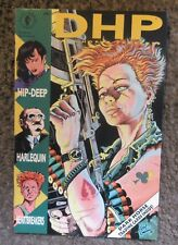 D.H.P. DARK HORSE PRESENTS NO.50 APRIL 1991 VF+ 8.5 OUT OF PRINT W/TRADING CARDS