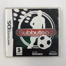 Subbuteo - Nintendo DS. Good Condition