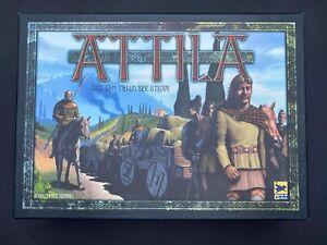 Attila - Strategiespiel -Hans im Glück - Brettspiel - Rarität - top Zustand