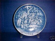 Bareuther Muttertagsteller / Mother's day plate 1986
