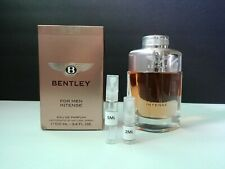 Bentley For Men Intense Edp 2Ml/5Ml 100% Authentic!
