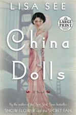 China Dolls: A Novel (Random House Large Print)