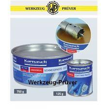 Universal Schneidpaste 750 Gr. Chlorfrei Bohrpaste Schneidöl Kühlschmierstoff