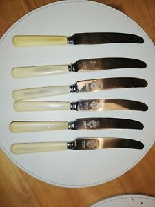 Vintage Stainless knives