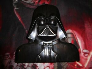 VINTAGE 1980 ((((( Star Wars Darth Vader Action Figure Carry Case )))))