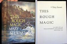 1964 MARY STEWART CORFU GREEK ISLANDS MYSTERY 1ST EDITION VERY GOOD JACKET